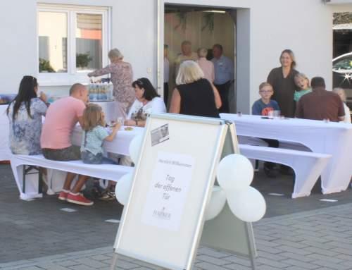Viele Informationen am Tag der offenen Tür bei Hafner Bestattungen